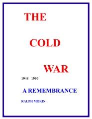 Ralph Morin Cover