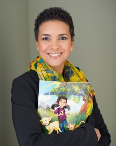 Author Spirit Corley
